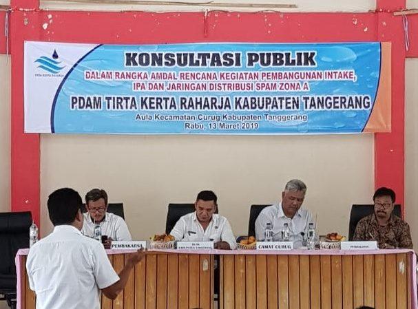 PDAM TKR Kabupaten Tangerang