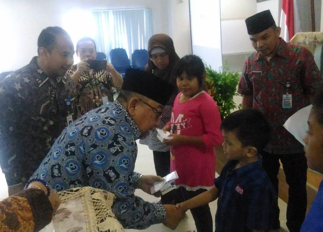 Sekda Kota Tangerang Dadi Budaeri