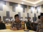 Polri dan TNI buka puasa bersama
