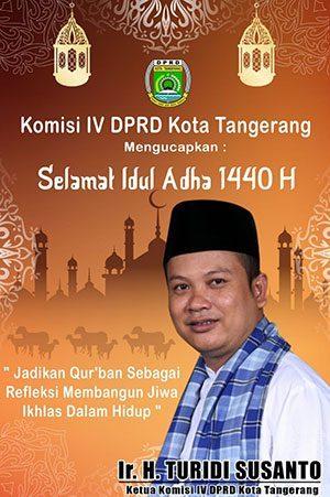 Selamat Idul Adha 1440 H Turidi-Susanto