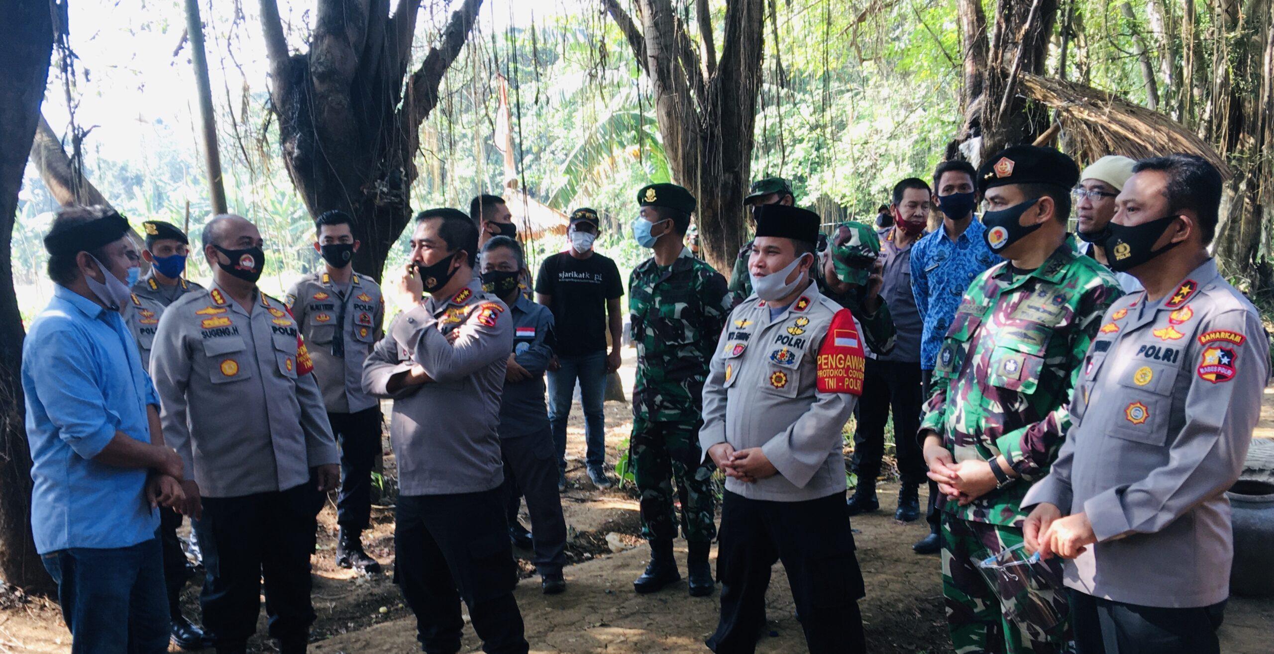 Lahan Ketahanan Pangan TNI Polri